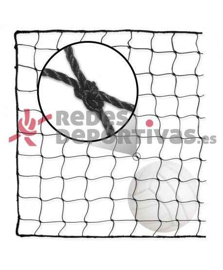 Red Voley Playa CLUB 2 mm – Malla 100 mm.
