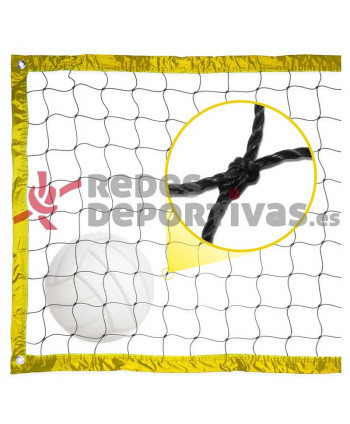 Red Voley Playa CLUB 2 mm –...