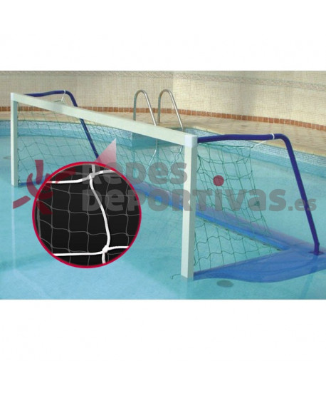 Red Waterpolo CLASSIC 3,5 mm – Malla 100 mm. (Nylon)